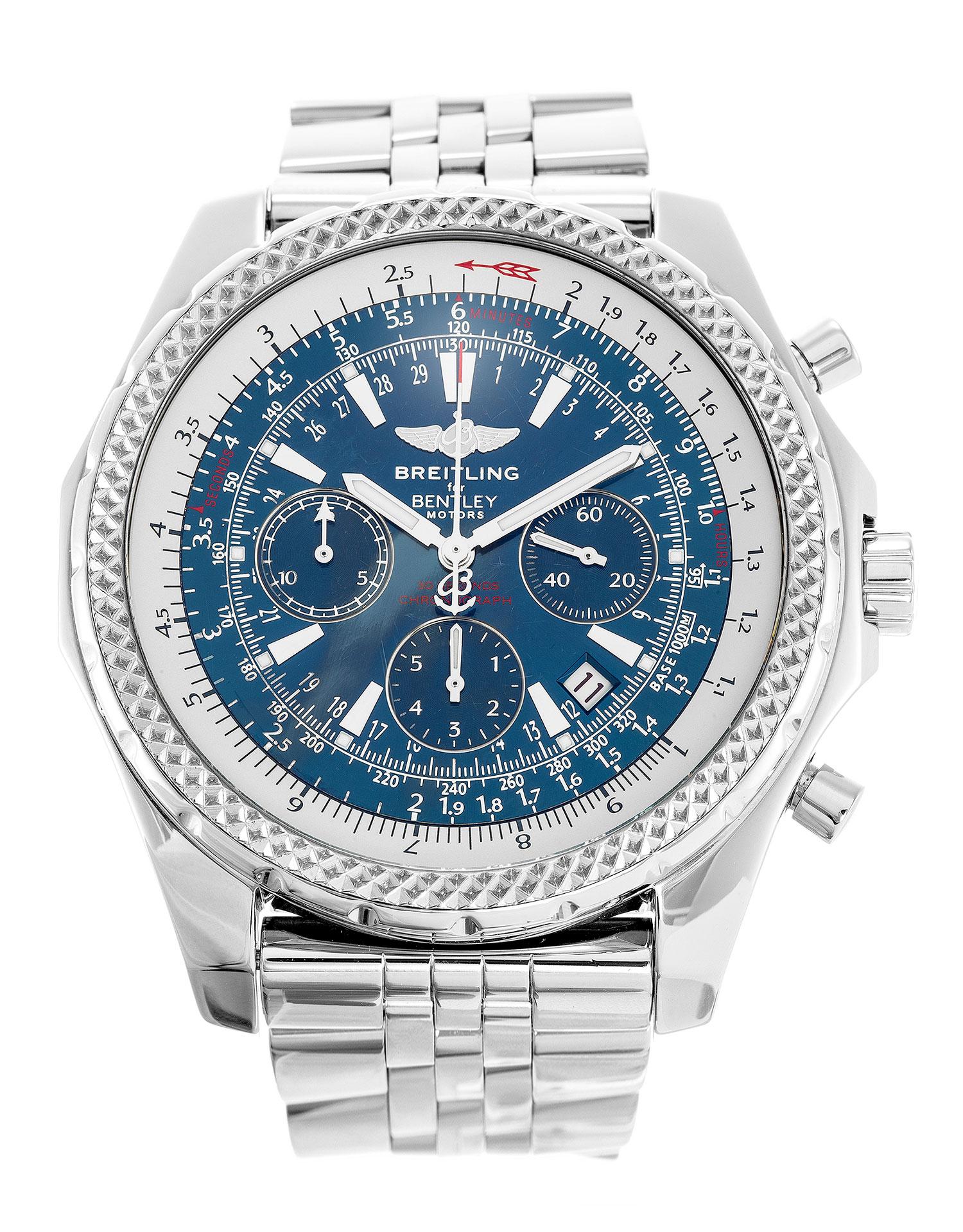 Breitling Bentley Motors A25362 Watch Watchfinder Amp Co