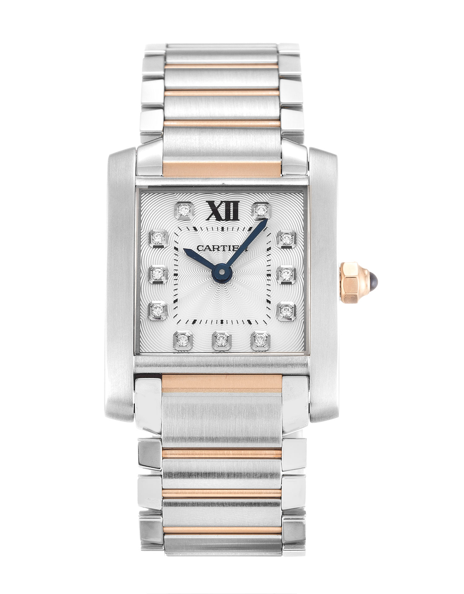 new concept 3119f cf22f Cartier Tank Francaise WE110004 Watch   Watchfinder & Co.