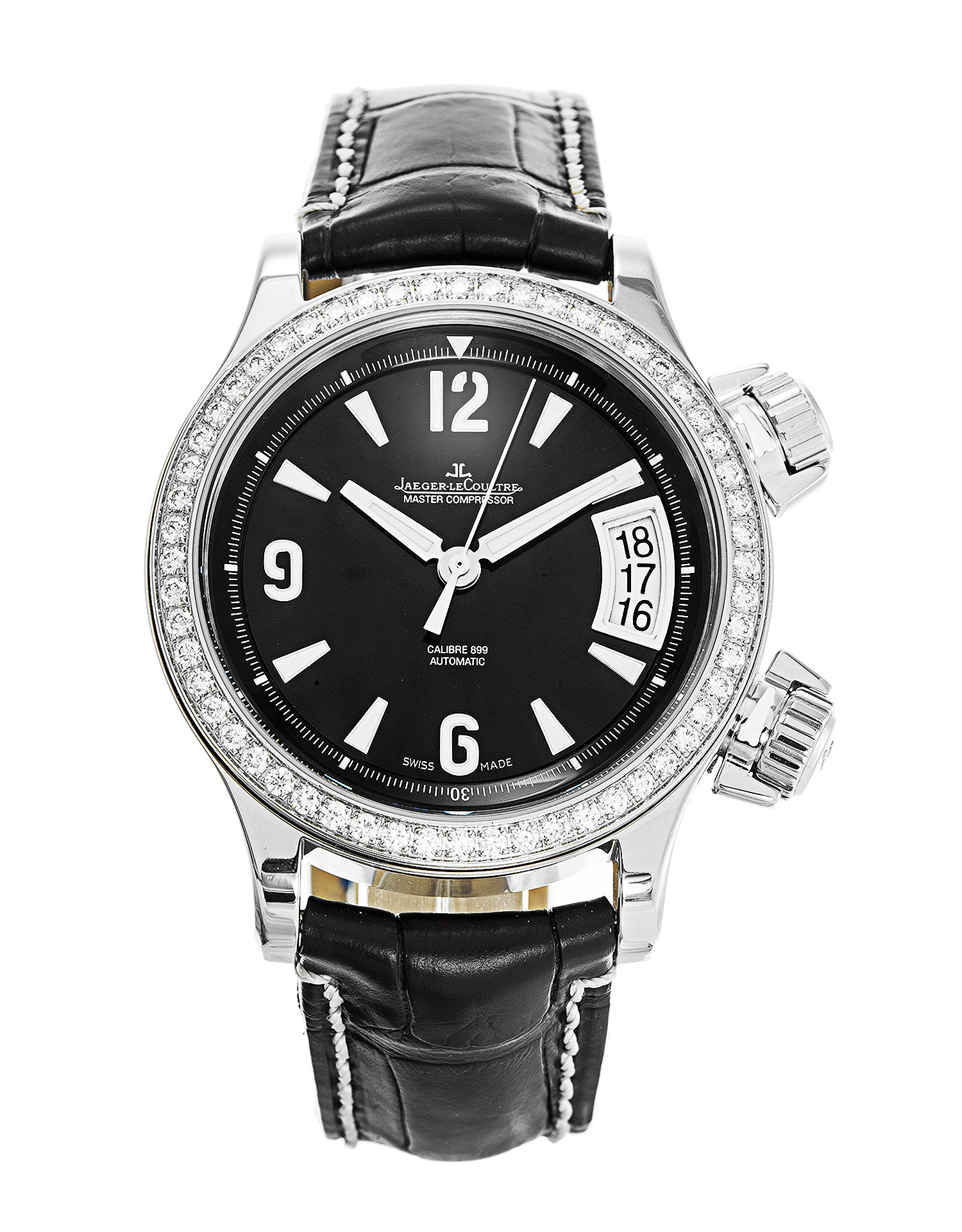 Jaeger-LeCoultre Master Compressor 148 8 37 Watch