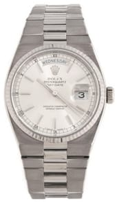 Rolex Oysterquartz Day-Date Watches