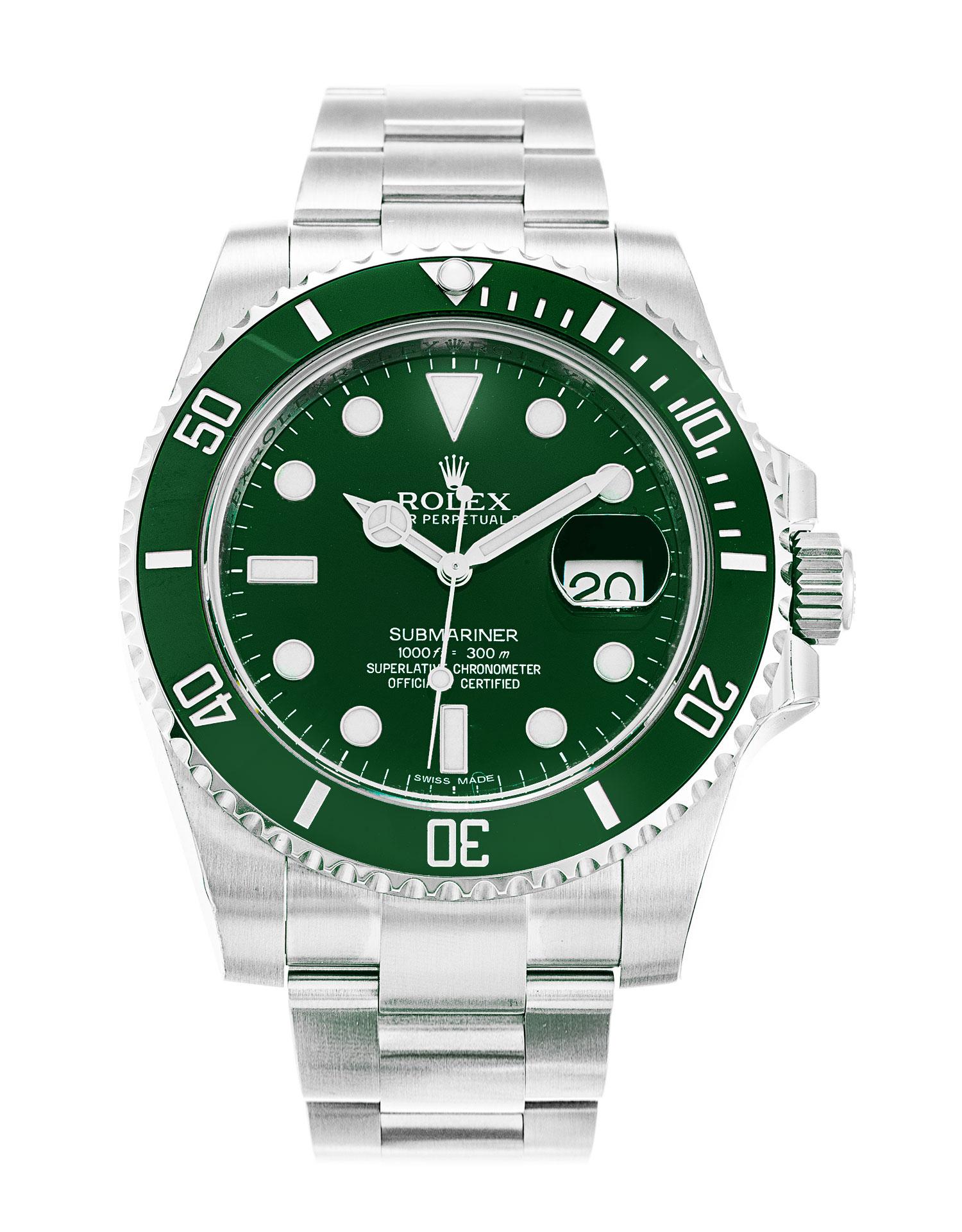 Rolex Submariner 116610 Lv Watch Watchfinder Co
