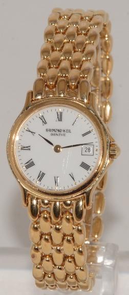 Raymond Weil Chorus 5368-MC-00308 Watch | Watchfinder & Co.