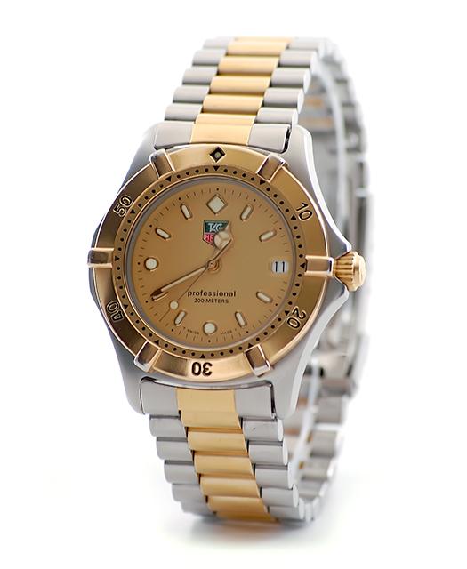 Tag Heuer 2000 Series WE1220 Watch Watchfinder amp Co
