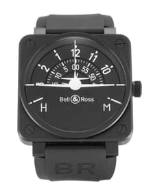 Bell and Ross BR01-92 Turn Coordinator