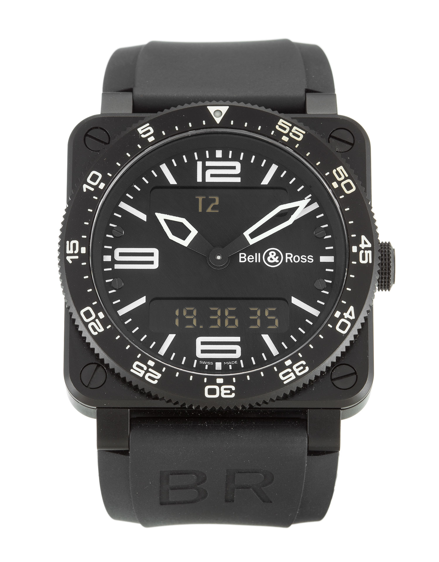 Bell and Ross BR03 Aviation Carbon