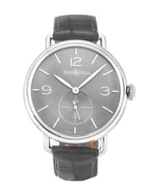 Bell and Ross Professional Collection BRWW1-ME-AG-RU/S