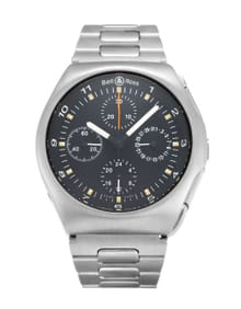Bell and Ross Space 3 GMT 324