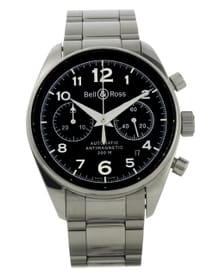Bell and Ross Vintage 126 Geneva Black
