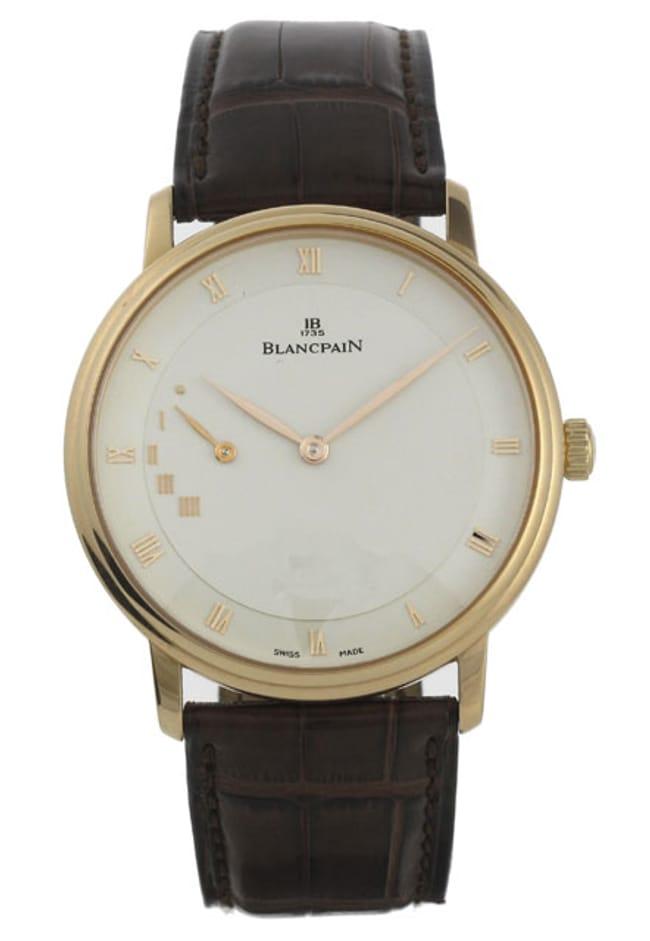 Blancpain Villeret 4040-3642-55B - Product Code 21453