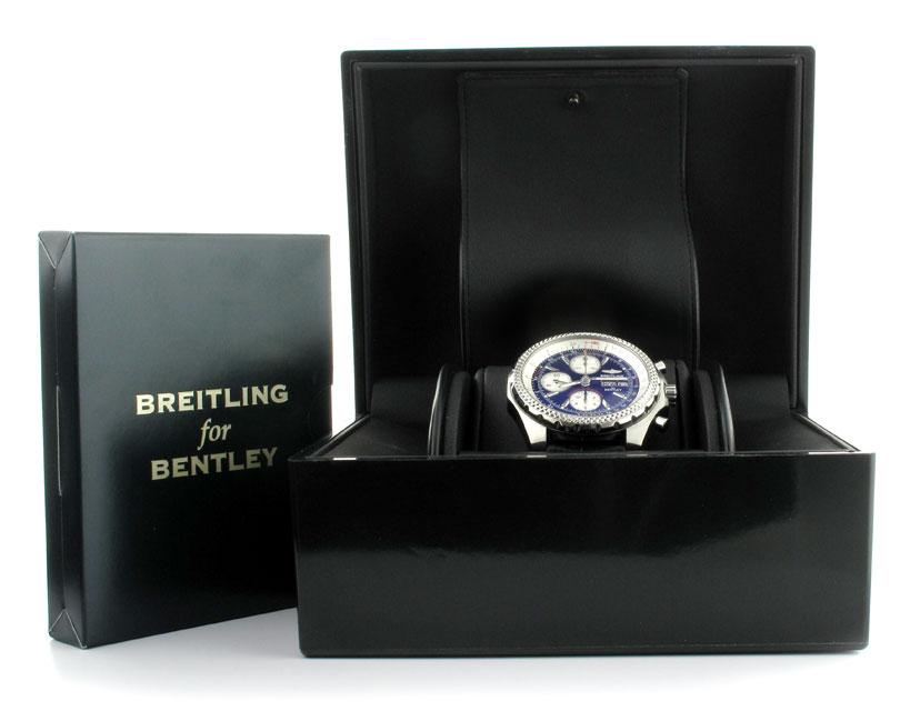 Breitling Bentley GT A13363