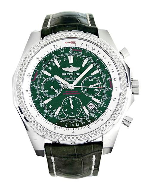 Breitling bentley motors a25362 watch watchfinder co for Breitling for bentley motors watch price