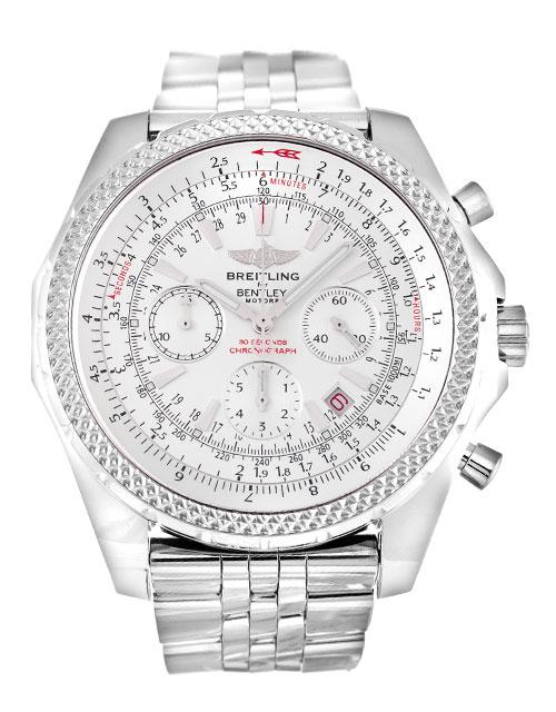 Breitling bentley motors j25362 watch watchfinder co for Bentley motors net worth