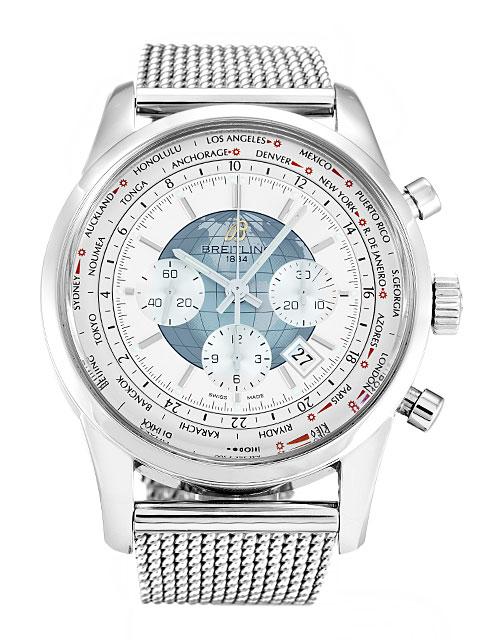 Breitling Transocean Chronograph AB0510