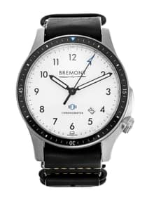 Bremont Boeing BB1-SS/WH