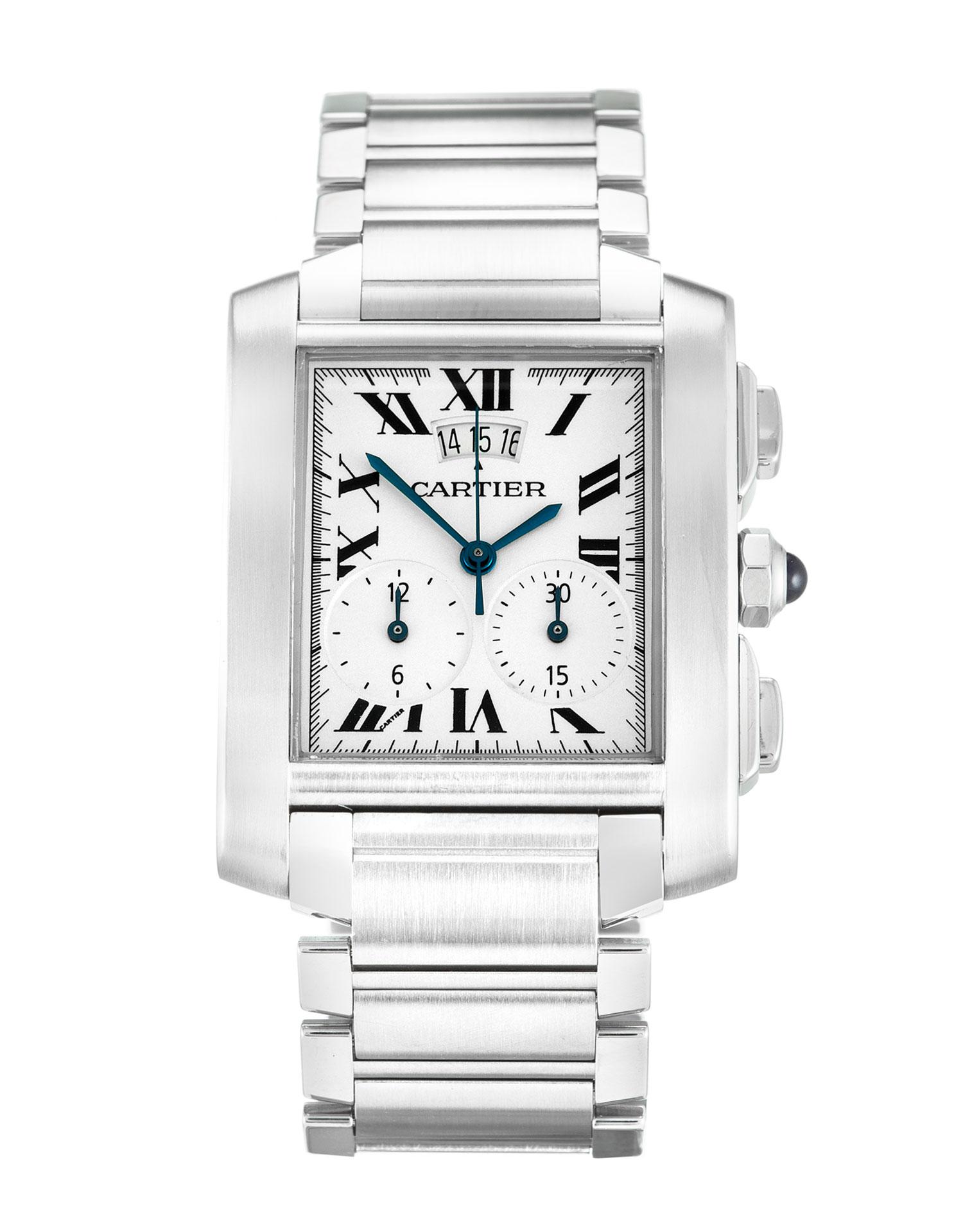 Cartier Chronoflex W51024Q3