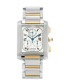 Cartier Chronoflex W51004Q4