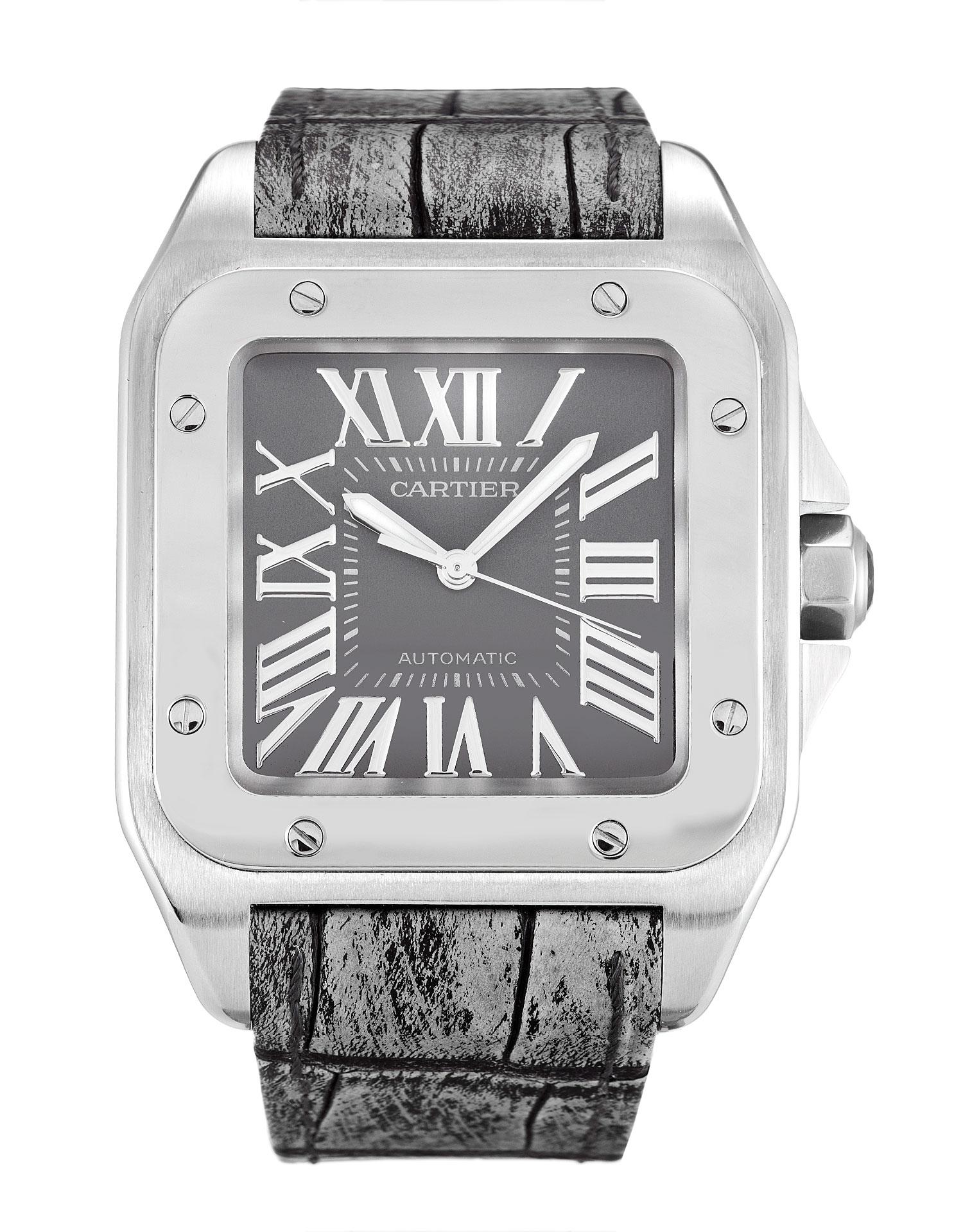 Cartier Santos 100 W20134X8