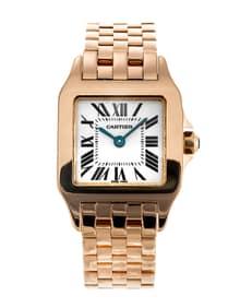 Cartier Santos Demoiselle W25073X9