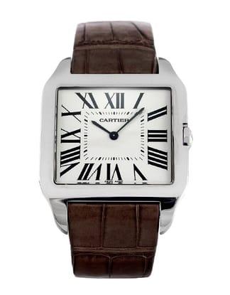 Cartier Santos Dumont W2007051 - Product Code 24983