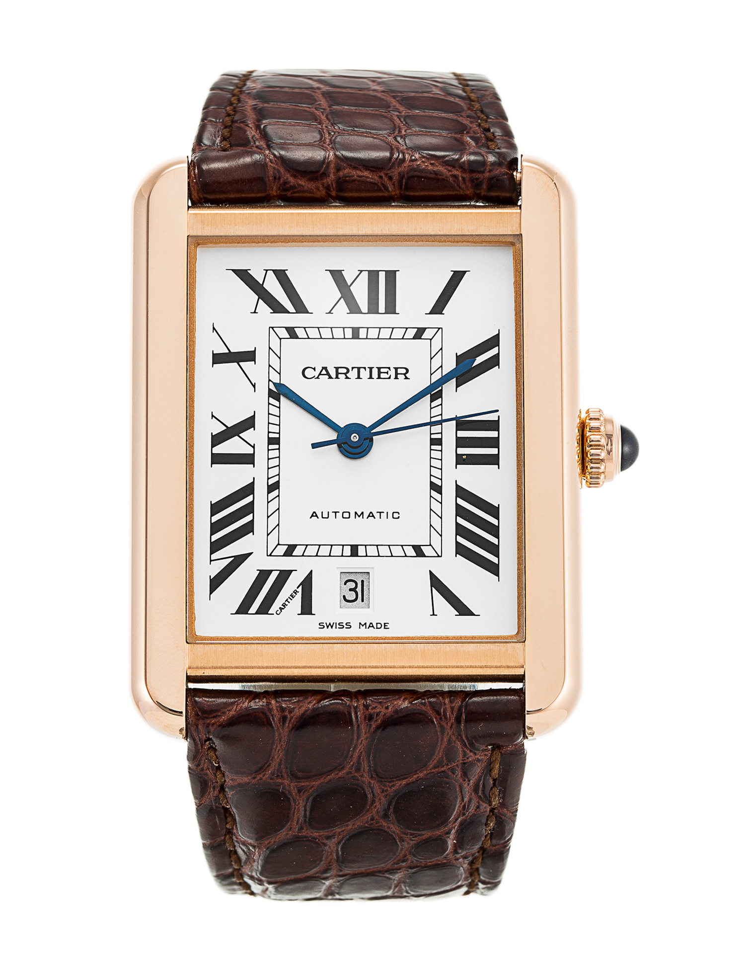 235e669b75c Cartier Tank Solo W5200026 Watch