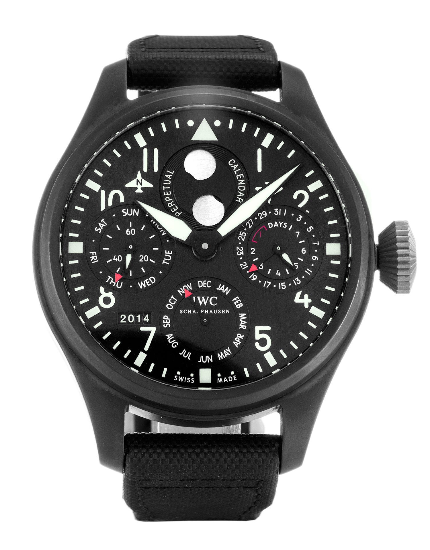 IWC Big Pilots IW502902