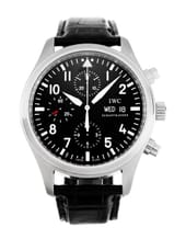 IWC Pilots Chrono Watches