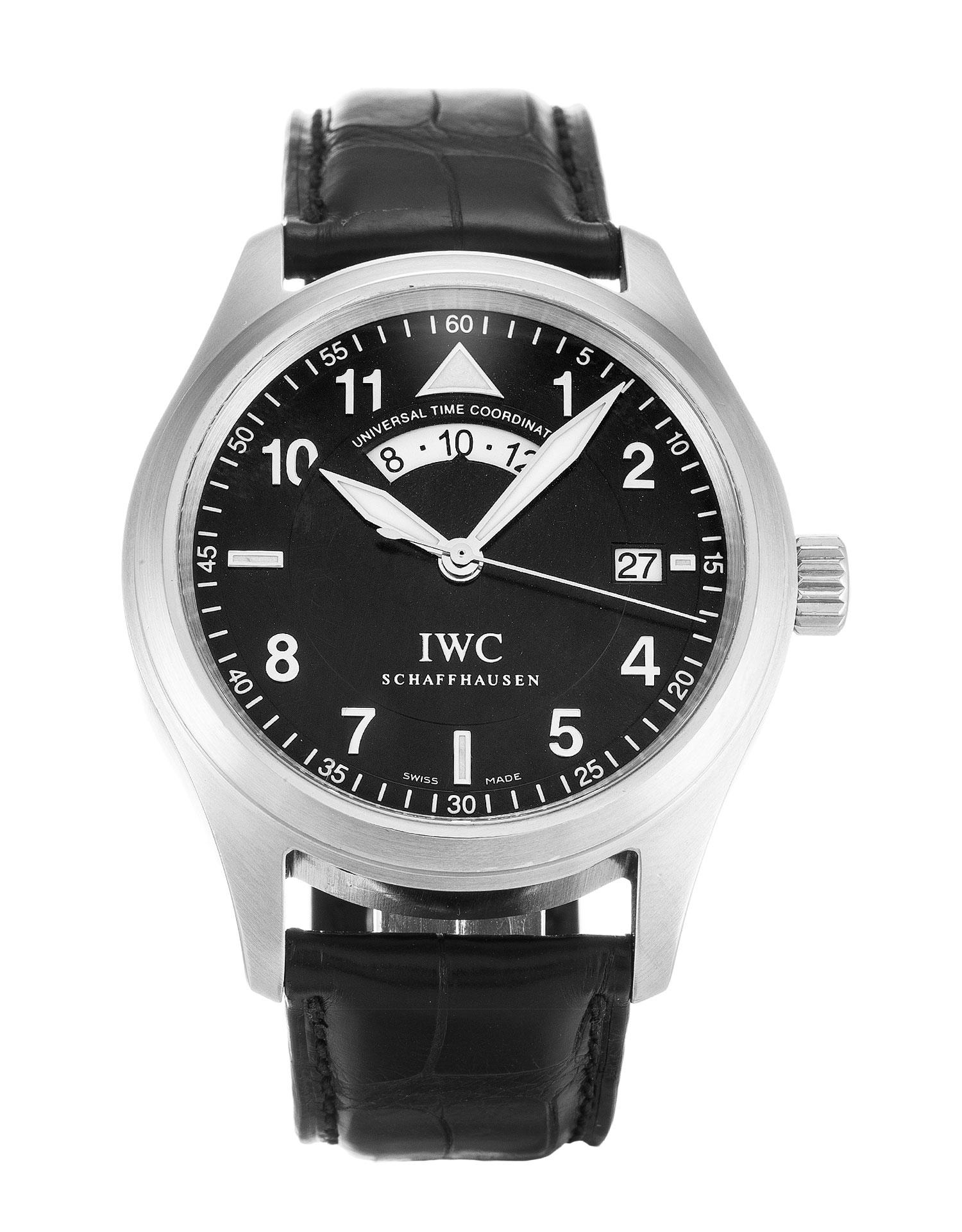 IWC Pilots UTC IW325105