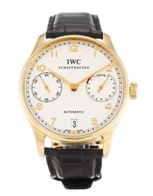 IWC Portuguese Automatic IW500101