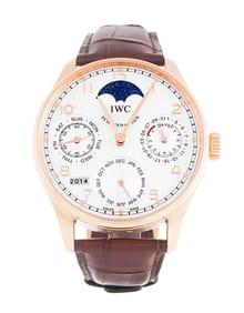 IWC Portuguese Perpetual Calendar IW502213