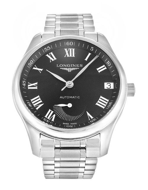 часы longines master collection l2 666 4 51 5 амбровые