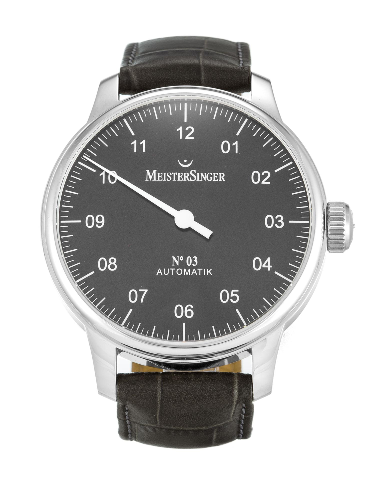 Meistersinger No.3 Automatic AM907