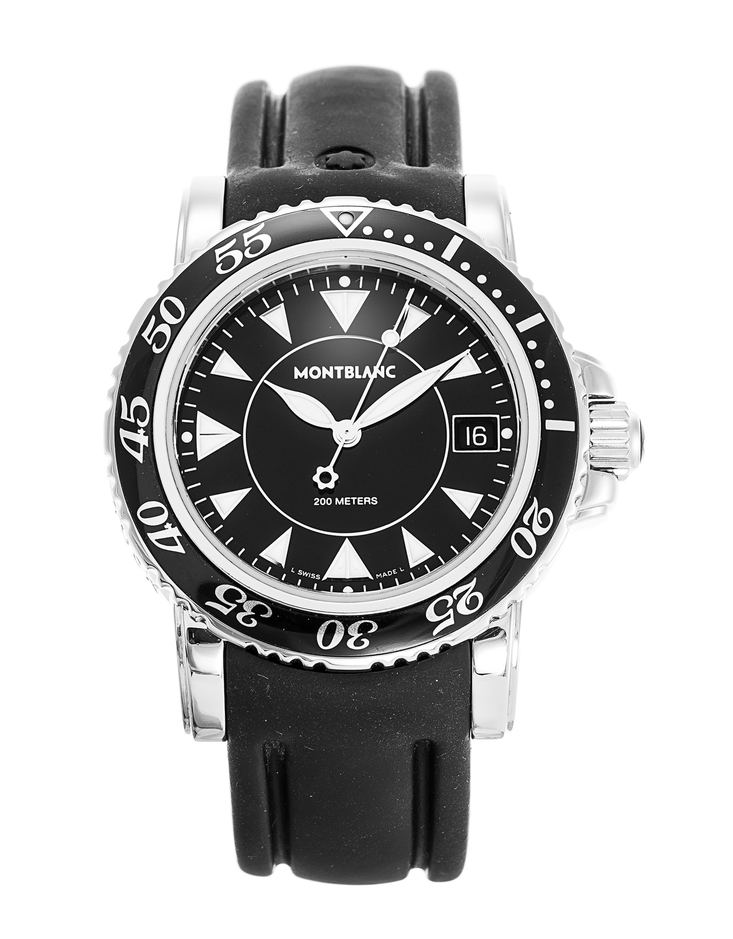 4234313e340 Montblanc Sport 7037 Watch | Watchfinder & Co.