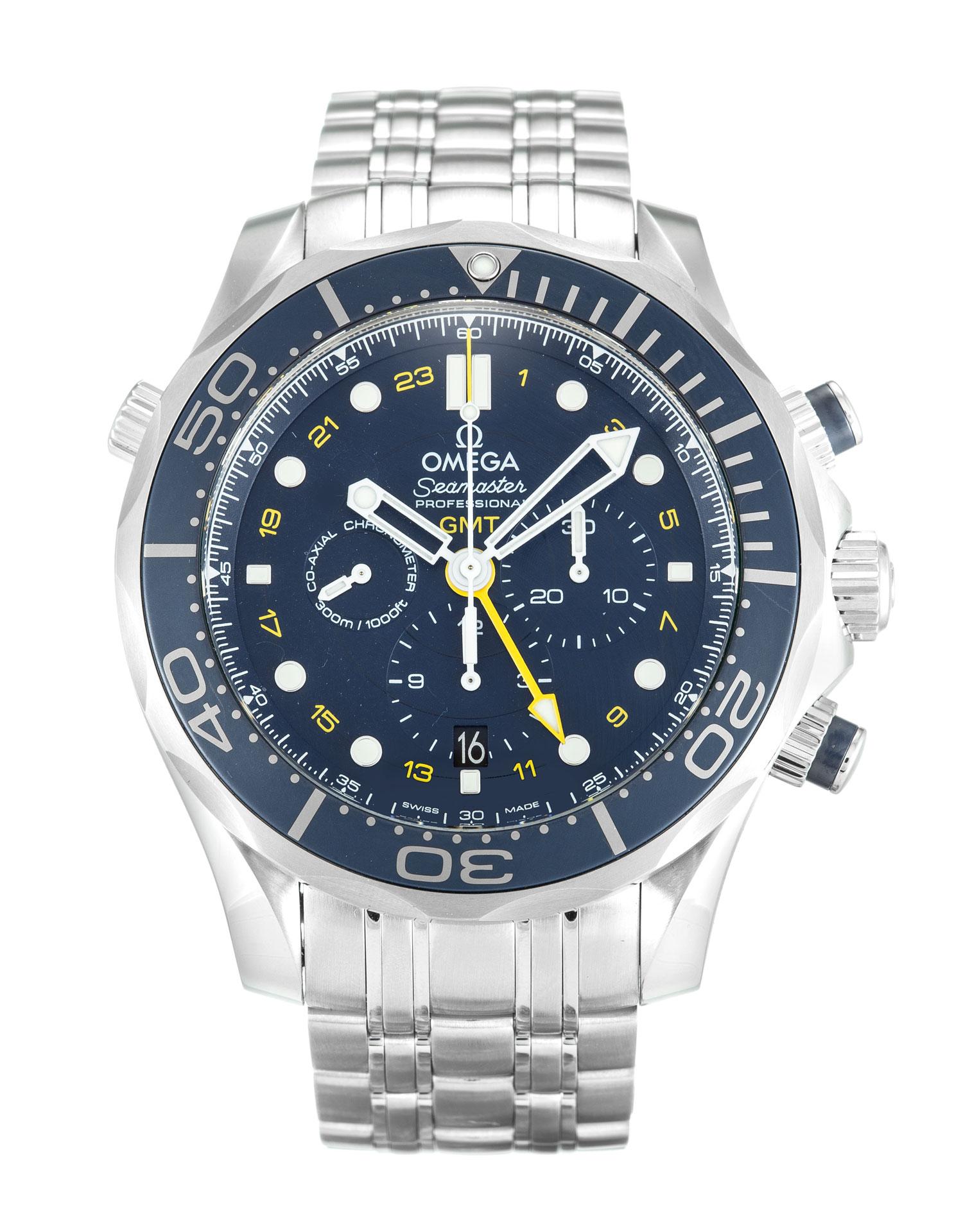 Omega Seamaster GMT 212.30.44.52.03.001