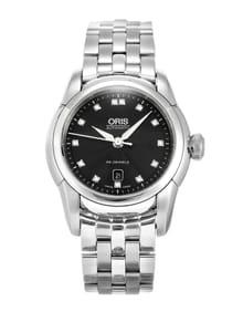 Oris Artelier Date Diamond 561 7548 40 94 MB