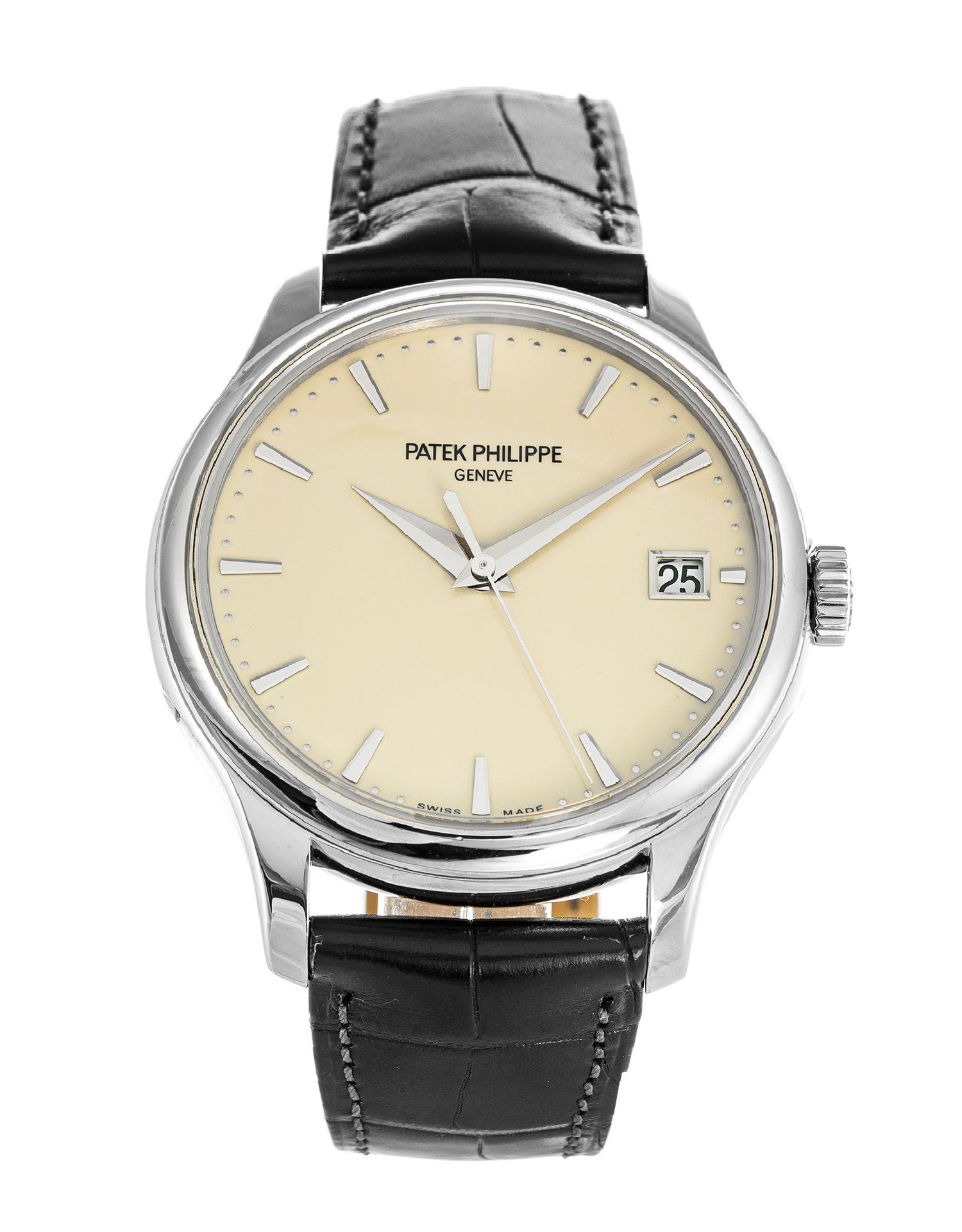 Patek Philippe Calatrava 5227g 001 Watch Watchfinder Co