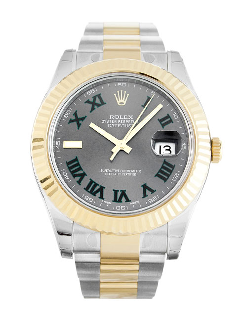 Rolex Datejust II 116333 Watch Watchfinder amp Co
