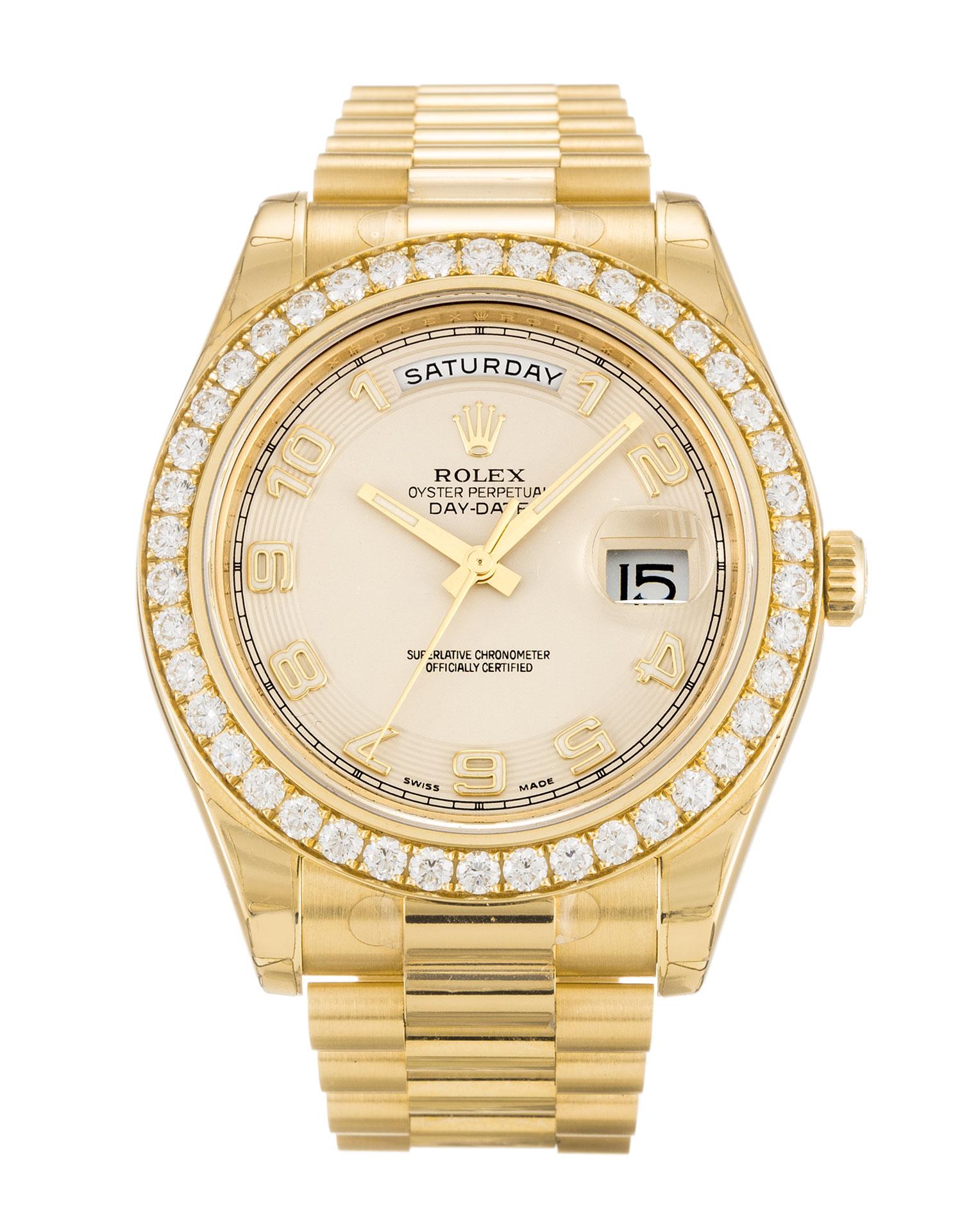 Rolex Day-Date II 218348