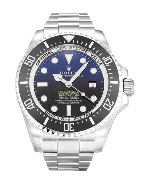 Rolex Deepsea 116660 - D-Blue