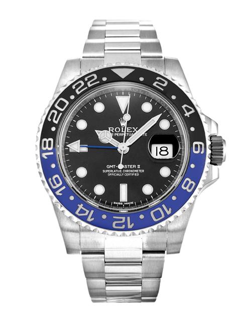 Rolex GMT Master II 116710 BLNR Watch Watchfinder amp Co