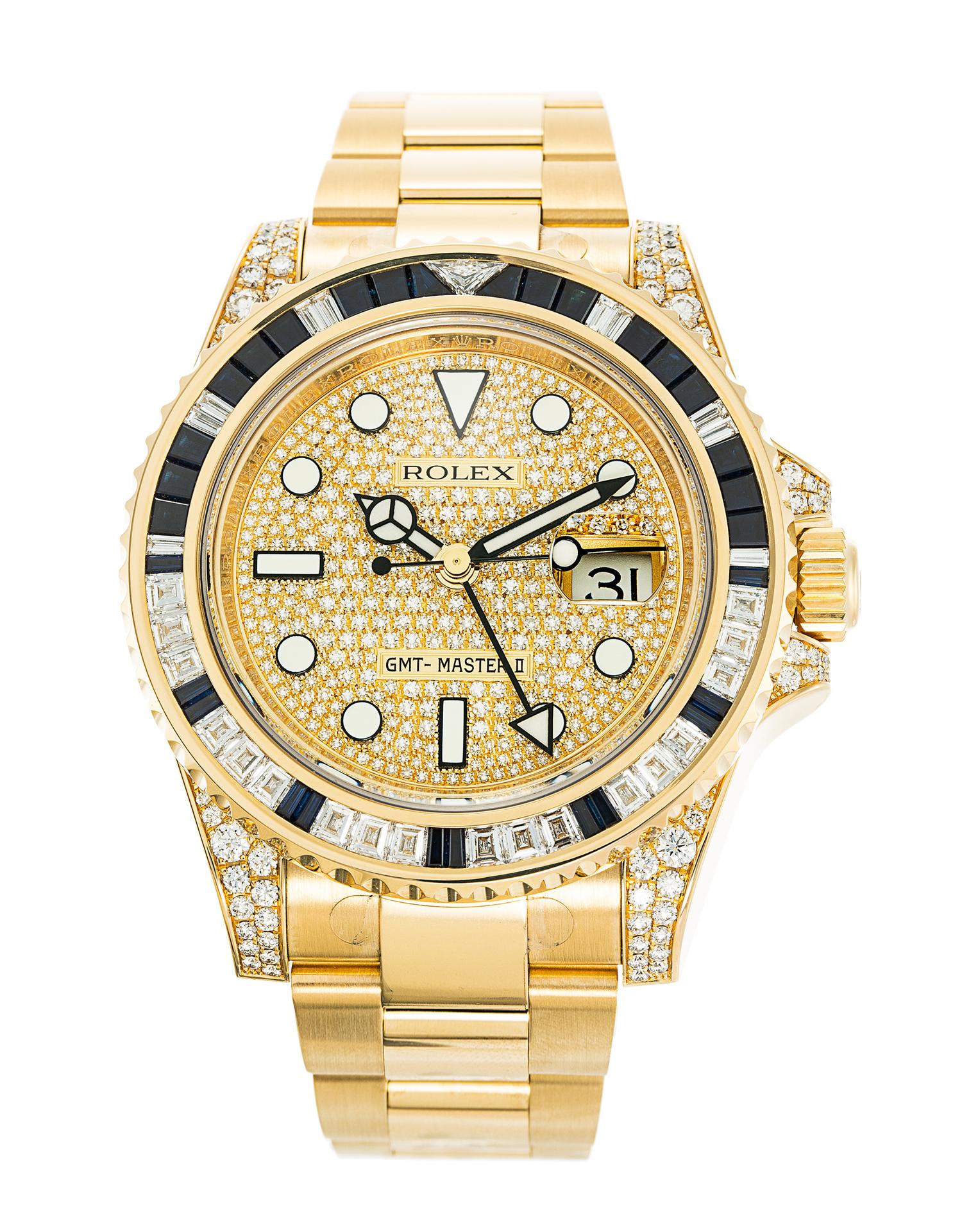13eb82215ad07e Rolex GMT Master II 116758 SA Watch   Watchfinder & Co.