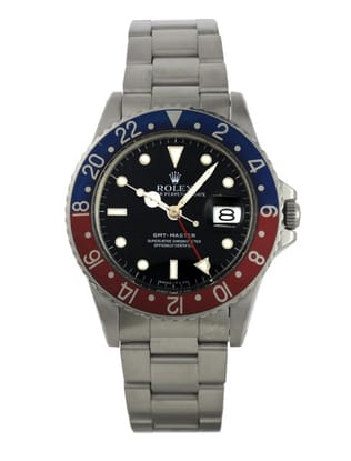 Rolex GMT Master 16750 - Product Code 18275