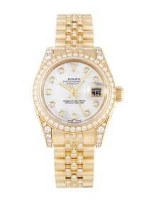 Rolex Lady Datejust 179158