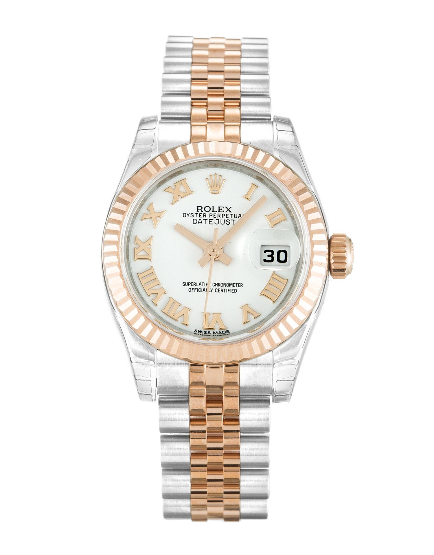 Rolex Lady Datejust 179171