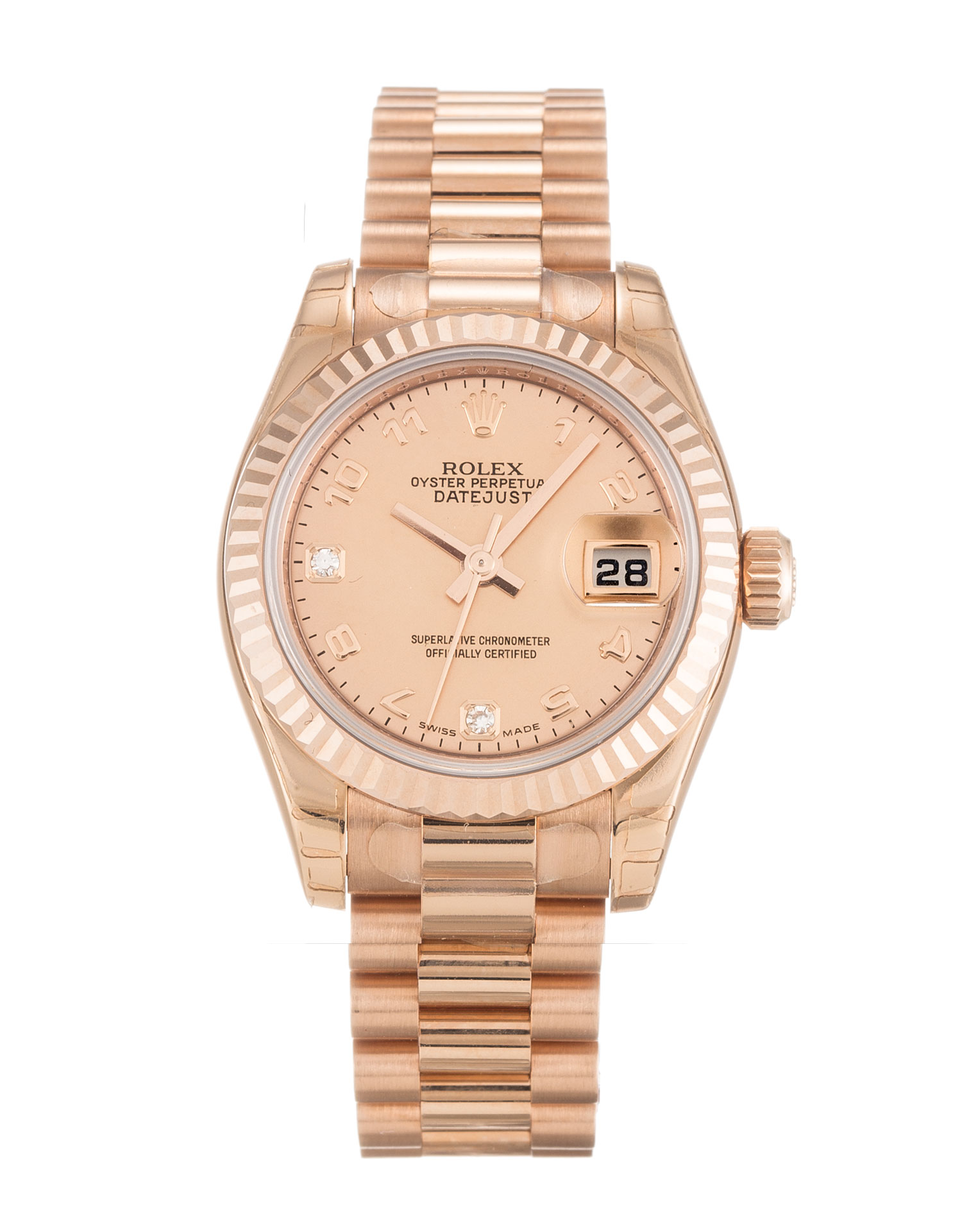 Rolex Lady Datejust 179175F