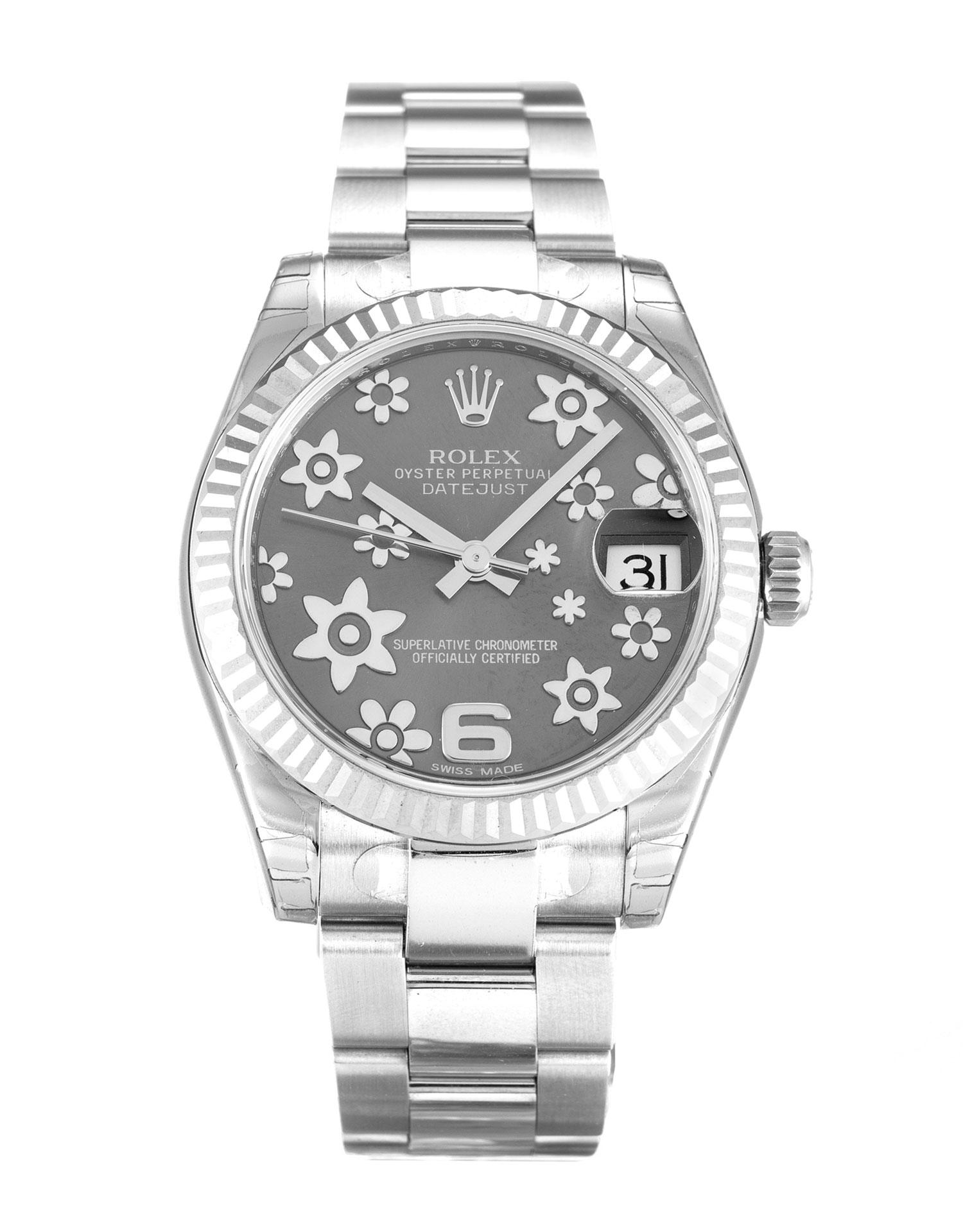 Rolex Mid-Size Datejust 178274