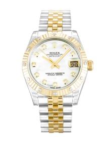 Rolex Mid-Size Datejust 178313