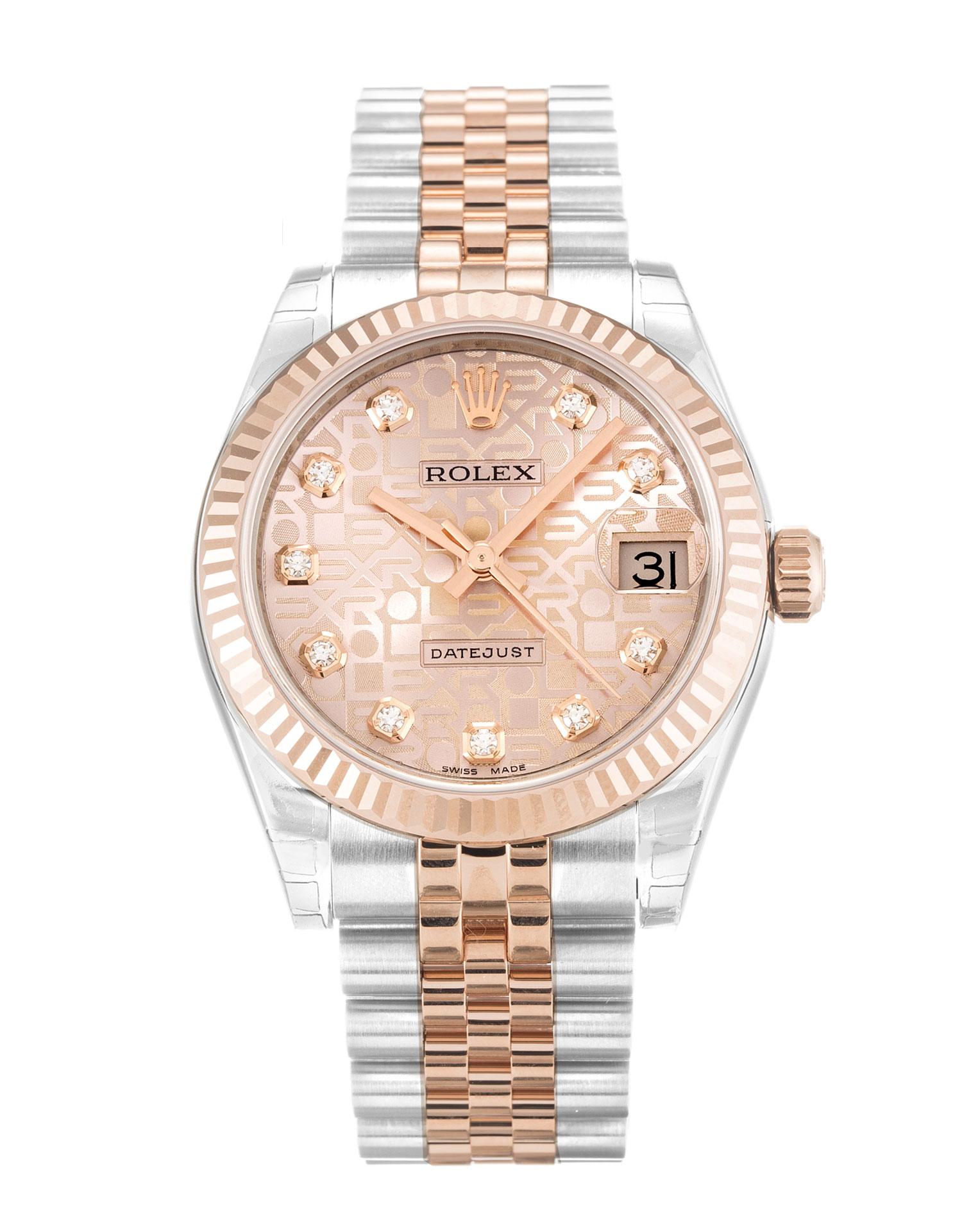 Rolex Mid-Size Datejust 178271