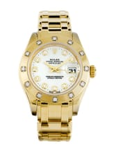 Rolex Pearlmaster Watches
