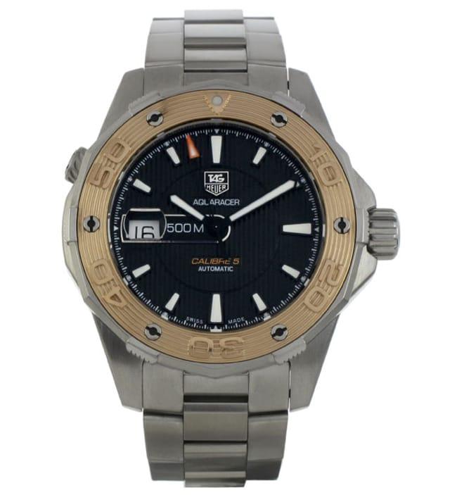 Tag Heuer Aquaracer WAJ2150.BA0870 - Product Code 15248