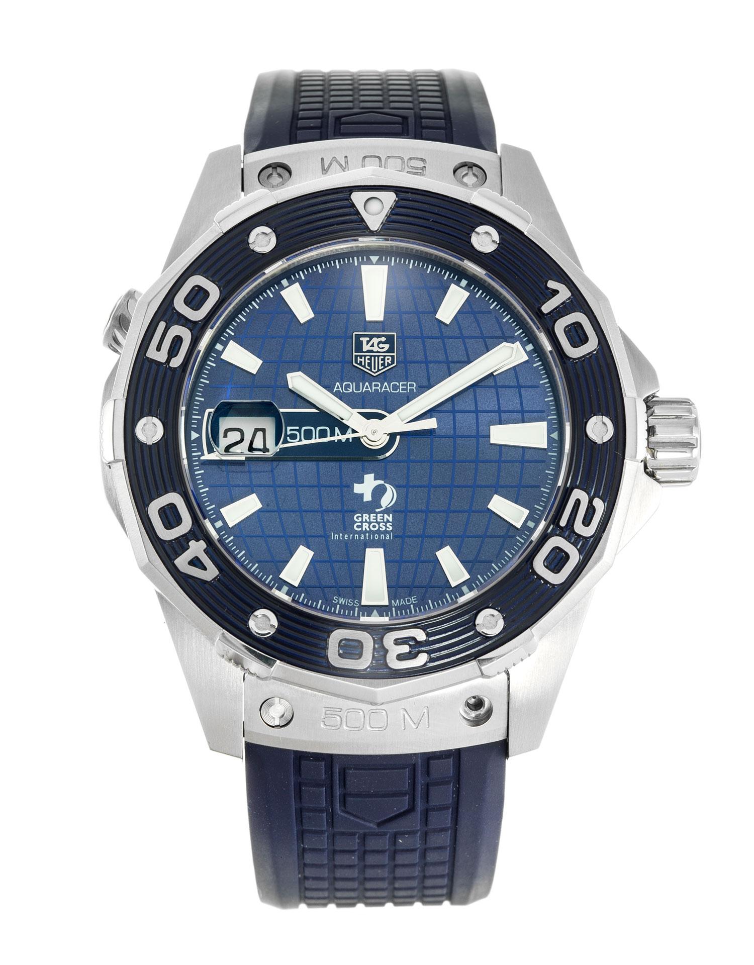 Tag Heuer Aquaracer WAJ2116 FT6022 Watch